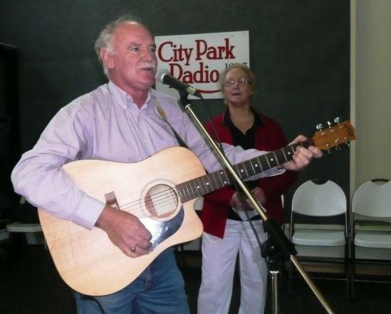 Bob Blacklow w Linda