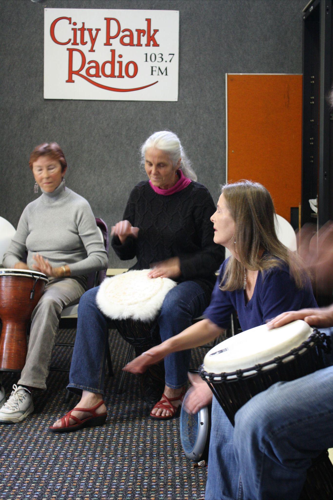 Tassie Drum Circle