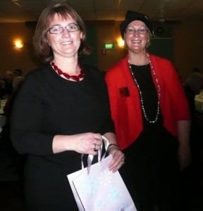 Debbie & Linda