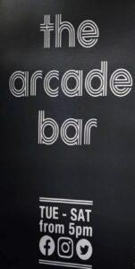 The Arcade Bar